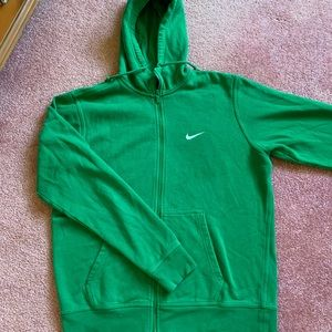 MENS NIKE ZIP UP